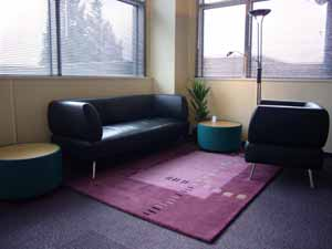 Newport Pagnell Counselling and Psychotherapy Room